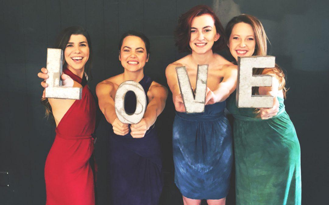 Yesdress Photo Shoot at Bride and Joy